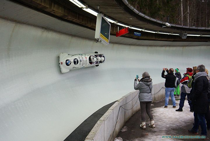 Кубок мира по бобслею и скелетону в Кёнигзее - 2016 год / Bobsleigh in Koenigsee - Germany